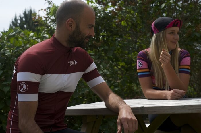 bodyline cycling jerseys for men and women